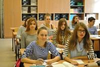 Ventspils 3. vidusskolā atzīmēja Starptautisko jūras dienu
